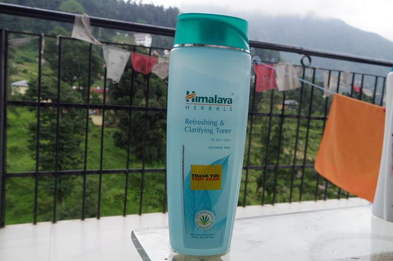 インドコスメ ヒマラヤ Himalaya 化粧水 Refreshing&Clarifying Toner