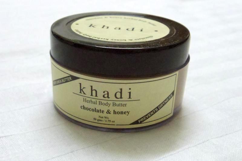 インドコスメ ボディケア Khadiカディナチュラル チョコレート&ハニーボディーバター
