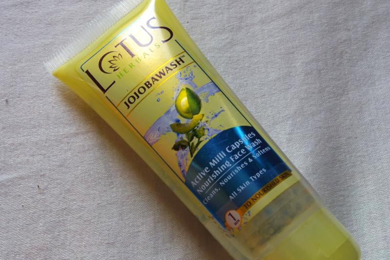 【ロータス】敏感肌にも使える!ホホバオイル配合で洗い上がりもしっとり『ホホバオイル洗顔ジェル』