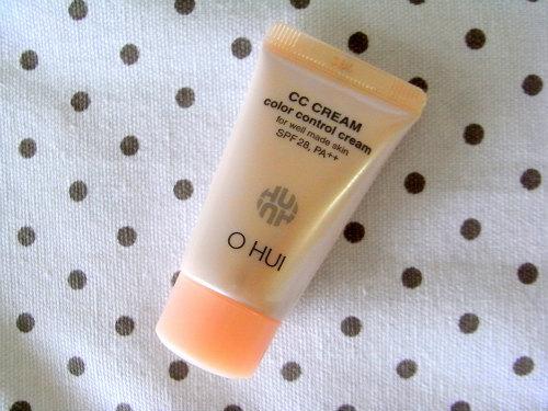 【オフィ/ OHUI】カラーコントロールクリーム Color Control Cream(CCクリーム)