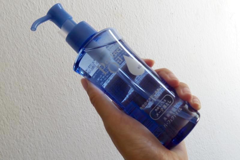 日本プチプラ 良く落ちる 資生堂 洗顔専科 パーフェクトオイルクレンジング