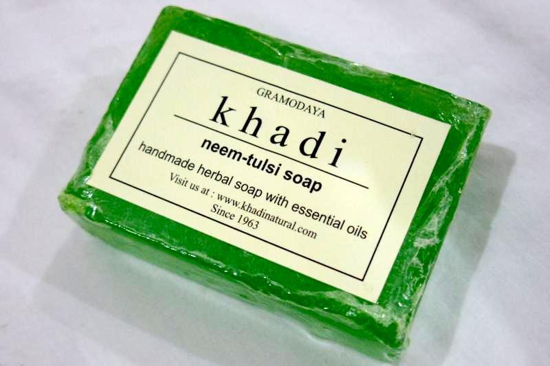 ニキビ対策に!殺菌効果があるニームオイルが配合された石鹸