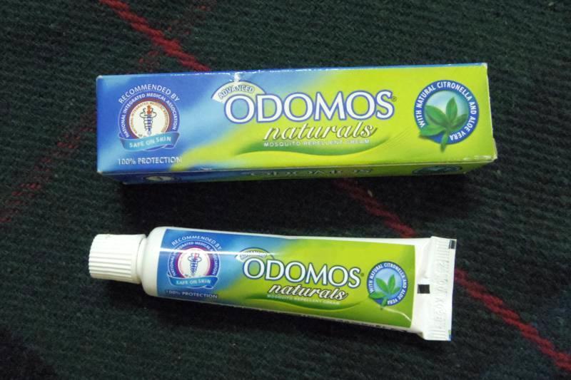 インド オススメ 効く人気虫除け ODOMOS オドモス