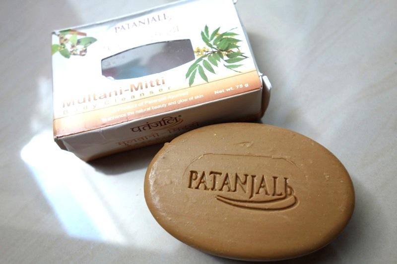 【パタンジャリ】肌の汚れ・角質を落とし、肌に栄養を与える『クレイソープ(Multani Mitti Soap)』