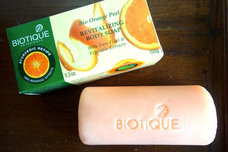 【バイオティーク】オレンジピール効果で余分な角質もスッキリ!『バイオ オレンジピールソープ(Bio Orange peel)』