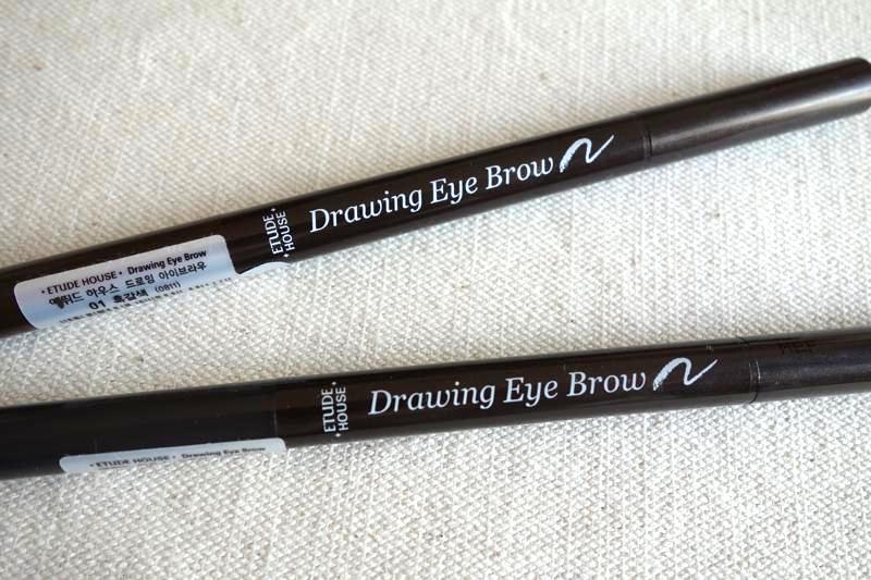 【エチュードハウス】キレイな太眉が簡単に描ける!ドローイング アイブロウペンシル