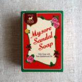 インド定番石鹸といえばコレ!100年の伝統を誇る「マイソール・サンダルソープ」