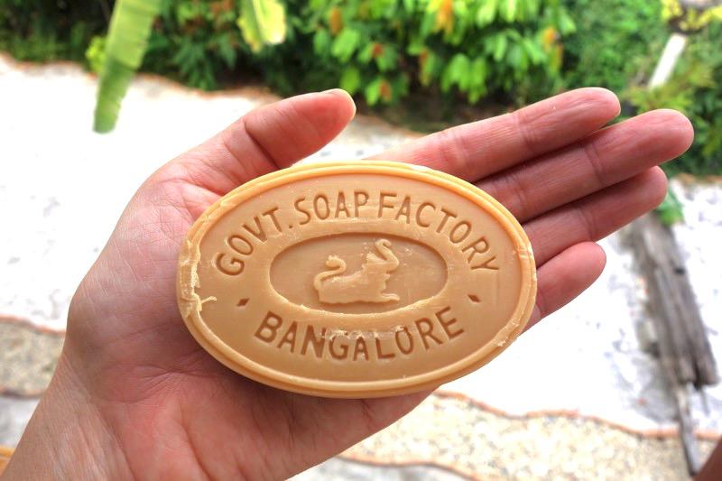 インド定番石鹸といえば!100年の伝統を誇る「マイソール・サンダルソープ」!