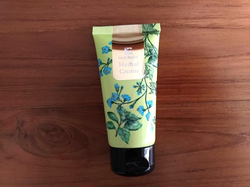 【Harb Basics】ハーブベーシックス レモングラスがほのかに香る!ベタつかない優秀ハンドクリーム!